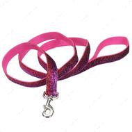Поводок для собак розовый Pet Attire Sparkles