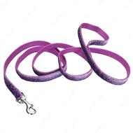 Поводок для собак фиолетовый Pet Attire Sparkles
