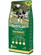 Сухой корм для активных собак всех пород Nutrican PERFORMANCE