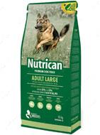 Сухой корм для взрослых собак крупных пород Nutrican ADULT LARGE