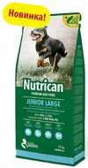 Сухой корм для щенков крупных пород Nutrican JUNIOR LARGE