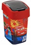 Контейнер для мусора Деко Flip Bin Машинки, 25 литров