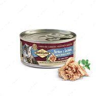 Полноценный влажный корм для взрослых кошек с индейкой и лососем Turkey & Salmon for adult cats