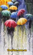 """Алмазная мозаика """"Утренний дождь"""", полная выкладка"""