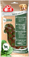 МИНИС ягненок и шпинат, с картофелем Minis Lamb & Spinach
