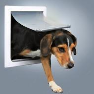 Дверца врезная для собак Free Dog 2-Way Dog Flap S-M