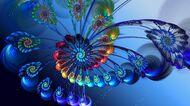 Алмазная мозаика без рамки Dreamtoys Яркая иллюзия