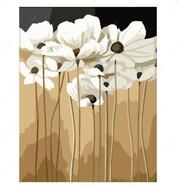 Картина по номерам Dreamtoys Цветы пустыни