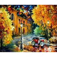 Картина по номерам Dreamtoys Янтарные краски осени