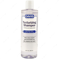 Текстурирующий шампунь для жесткой и объемной шерсти у собак и котов, концентрат Davis Texturizing Shampoo