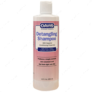 Шампунь-кондиционер от колтунов легкое расчесывание для собак, котов, концентрат Davis Detangling Shampoo