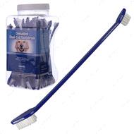 Зубная щетка для собак и котов Davis Dentamed Dual-End Toothbrush