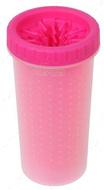 Лапомойка для собак розовая MudBuster™