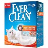 Комкующийся наполнитель для кошачьего туалета Мгновенный контроль запахов EVER CLEAN Fast Acting