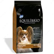 Cухой корм для пожилых или малоактивных мини и малых пород собак Equilibrio Dog