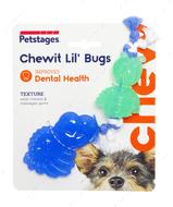 Игрушка для собак жуки Petstages Chewit Lil Bugs