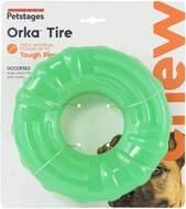 Игрушка для собак колесо Petstages Orka Tire Pet