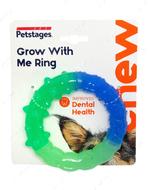 Игрушка для собак комбинированное кольцо Petstages Orka Grow With Me Ring