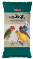 Гигиенический кварцевый наполнитель для птичьей клетки Natural Sand