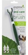 Щетка для ухода за зубами и полостью рта собак  3 в 1 Oral Care 3 in 1 Brush
