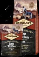 """""""Lamb & Wild Boar For Adult"""" Корм для взрослых собак всех пород  с ягненком и диким кабаном"""