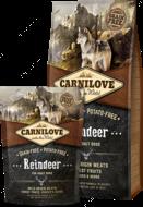 """""""Reindeer For Adult"""" Корм для взрослых собак всех пород с северным оленем"""