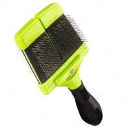 жесткая двухсторонняя щетка для средних и крупных пород, размер L Large Firm Slicker Brush