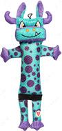 Игрушка Робот для собак голубой GimDog