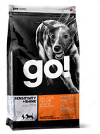 Корм для щенков и взрослых собак с лососем и овсянкой Sensitivity + Shine Salmon Dog