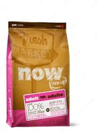 Сухой корм для взрослых котов с индейкой, уткой и овощами Fresh Grain Free Adult Cat Recipe