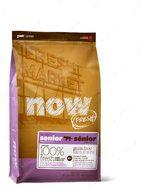 Сухой корм для пожилых и малоактивных котов с индейкой, уткой и овощами Fresh Grain Free Senior Cat Recipe