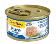 Консервы для собак с тунцом Little Darling Pure Delight tuna