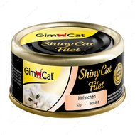 """Консервы для кошек кусочки куриного филе """"ShinyCat Filet"""""""