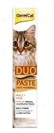 Паста Дуо для выведения комков шерсти Anti-Hairball Duo Paste Cheese + Malt
