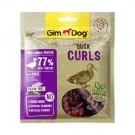 Утиные спиральки для собак GimDog Superfood