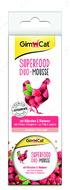 Мусс для котов малина и курица GIMCAT SUPERFOOD DUO
