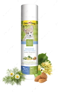 Шампунь для щенков Липа, Ромашка & Масло Сладкого Миндаля Natural Solutions