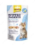 Витаминные лакомства для котят Nutri Pockets Junior