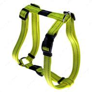 Нейлоновая шлея для собак UTILITY Yellow