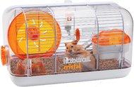 Укомплектованная клетка для мелких грызунов HABITRAIL Cristal