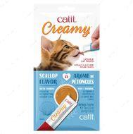 Лакомство с морепродуктами для кошек Hagen Catit Creamy Seafood