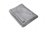 Плед серо-черный Fur Blanket Brown