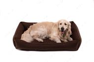 Влагостойкий лежак Dreamer Brown Waterproof коричневый