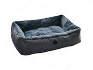 Лежак для кошек и собак Harley&Cho Dreamer Sofa Wolf Graphite