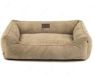 Лежак для кошек и собак Dreamer Cacao Velvet