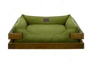Лежак для кошек и собак Dreamer Nature + Olive