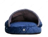 Домик для кошек и собак Cover Plush Royal Blue