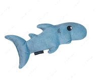 Игрушка для собак и кошек акула-каракула Blue