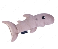 Игрушка для собак и кошек акула-каракула Pudra