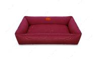 Лежак для собаки Sofa Red, красный